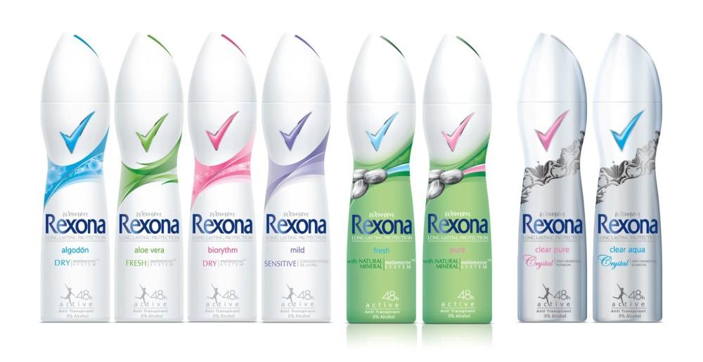 rexona-women