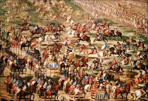 batalla-de-la-higueruela-o-de-elvira-1431-choque-de-las-vanguardias